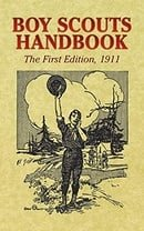 Boy Scouts Handbook: The First Edition, 1911 (Dover Books on Americana)