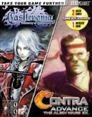 Castlevania: Harmony of Dissonance / Contra Advance Official Strategy Guide