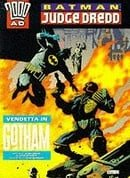 Batman, Judge Dredd: Vendetta in Gotham (2000 AD)