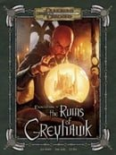 Expedition to the Ruins of Greyhawk: A D&D Adventure Supplement (Dungeons & Dragons)