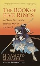 The Book of Five Rings: A Classic Text on the Japanese Way of the Sword (incl.