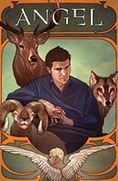 Angel Volume 3: The Wolf, The Ram, and The Heart HC (Angel (Numbered Hardcover))