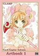 Card Captor Sakura, artbook tome 1