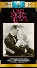 One Night of Love [VHS]