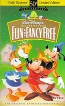 Fun and Fancy Free (Fully Restored 50th Anniversary Limited Edition) (Walt Disney's Masterpiece)  [V