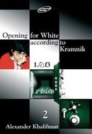 An Opening for White According to Kramnik: Bk. 2: 1.NF3 (Repertoire Books)