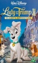 Lady And The Tramp 2 - Scamp's Adventure [VHS] [2001]