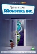 Monsters, Inc. (2 Disc Collector's Edition)