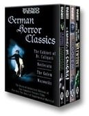 German Horror Classics   [Region 1] [US Import] [NTSC]