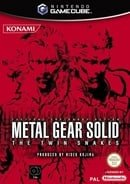 Metal Gear Solid: The Twin Snakes (PAL)