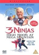 3 Ninjas High Noon at Mega Mountain [DVD]