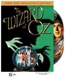 The Wizard of Oz (Three-Disc Collector's Edition)
