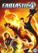 Fantastic Four (Single Disc Edition)
