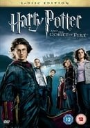 Harry Potter And The Goblet Of Fire (2 Disc Edition)