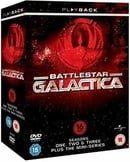 Battlestar Galactica : Complete Seasons 1-3 (16 Disc Box Set)