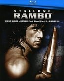 Rambo Box Set (First Blood / Rambo: First Blood Part II / Rambo III )