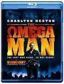 The Omega Man [Blu-ray] [1971]