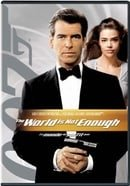 James Bond 007 World Is Not Enough