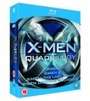 X-Men Quadrilogy (X-Men / X2: X-Men United / X-Men: The Last Stand / X-Men Origins: Wolverine)