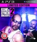 Kane and Lynch 2: Dog Days - Limited Edition  (PS3)