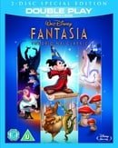 Fantasia (Blu-ray + DVD, with Blu-ray Packaging)