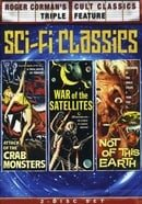 Roger Corman's Cult Classics Triple Feature (Attack of the Crab Monsters / War of the Satellites / N