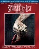 Schindler's List: 20th Anniversary Limited Edition
