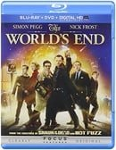 The World's End (Blu-ray + DVD + Digital HD UltraViolet)