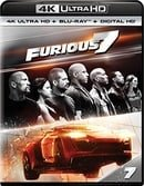 Furious 7 (4K Ultra HD + Blu-ray + Digital)