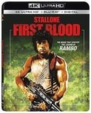First Blood (4K Ultra HD + Blu-ray + Digital)