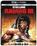 Rambo III (4K Ultra HD + Blu-ray + Digital)