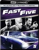 Fast Five (4K Ultra HD + Blu-ray + Digital)