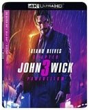 John Wick: Chapter 3 - Parabellum(4K Ultra HD + Blu-ray + Digital)