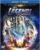 DC's Legends of Tomorrow: The Complete Fourth Season (Blu-ray)