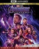 Avengers: Endgame (4K Ultra HD + Blu-ray + Digital)