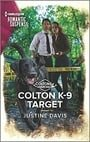 Colton K-9 Target (The Coltons of Grave Gulch, 8)