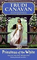 Priestess of the White (Age of the Five Trilogy, Book 1)