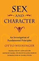 Sex and Character: An Investigation of Fundamental Principles
