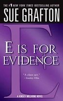 E is for Evidence (The Kinsey Millhone Alphabet Mysteries)
