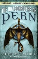 The Dragonriders of Pern: Dragonflight  Dragonquest  The White Dragon (Pern: The Dragonriders of Per