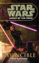 Invincible (Star Wars: Legacy of the Force 9)