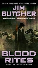 Blood Rites (The Dresden Files, Book 6)
