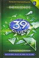 The 39 Clues—Book Two: One False Note