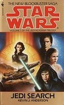 Star Wars: The Jedi Academy - Jedi Search