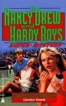 Courting Disaster (Nancy Drew & Hardy Boys Super Mysteries #15)