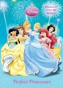 Perfect Princesses (Disney Princess) (Jumbo Coloring Book)