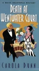 Death at Wentwater Court (Daisy Dalrymple Mysteries, No. 1)