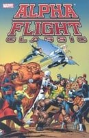 Alpha Flight Classic, Vol. 1 (Uncanny X-Men) (v. 1)