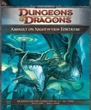 Assault on Nightwyrm Fortress (D&D, 4th Edition)