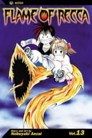 Flame of Recca, Vol.13